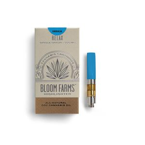 Bloom Farms Vape Cartridges