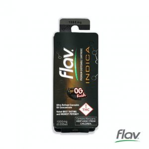 FlavRX THC Vape Cartridge UK