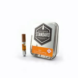 Northern Standard CO2 Vape Cartridges