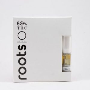 Roots Extracts Vape Cartridges UK 80% THC