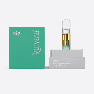 Kurvana CBD Vape Cartridge UK